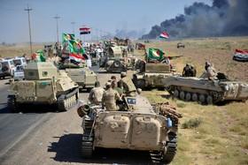 بیرون راندن داعش از حویجه در عراق