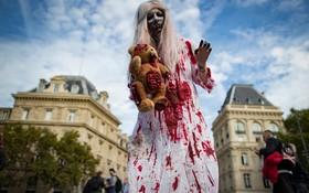 روزجهانی زامبی در پاریس
