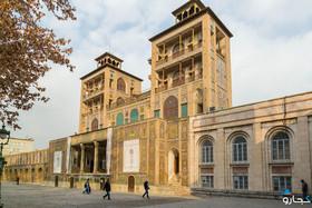 عمارت شمس العماره، اولین نماد و بنای بلند تهران