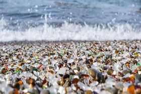 برترین سواحل رنگارنگ جهان را بشناسید+تصاویر