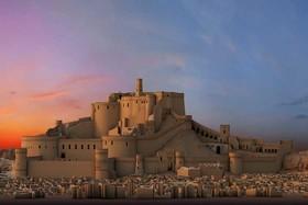 ارگ بم؛ بزرگ ترین بنای خشتی یکپارچه جهان