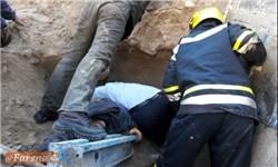 ریزش آوار در یک ساختمان نیمهکاره در مشهد/ 10 کارگر محبوس شدند