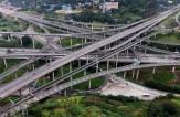 پیچیدهترین پل روگذر جهان+تصاویر