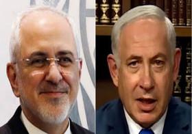 حمله لفظی نتانیاهو به ظریف: حساب توییترت را حذف کن!