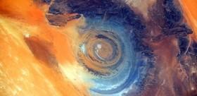 آیا می دانستید که صحرای آفریقا هم چشم دارد؟ (+عکس)