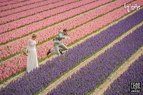 بهترین عکس های عروسی از سراسر جهان