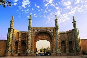 دروازه درب کوشک قزوین؛ دروازه ای به سمت الموت