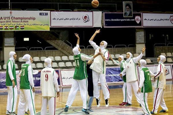 بسکتبال دختران