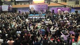 روحانی، ترامپ مهم است اما یک روز به اتاق ایران بیایید