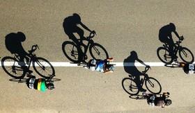 تمرین دوچرخه سواران در استرالیا برای آمادگی برای مسابقات دوچرخه سواری سال 2018 کشورهای مشترک المنافع