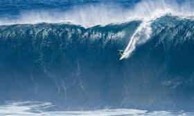 مسابقات جهانی موج سواری در هاوایی