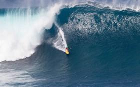 موج سواری در سواحل هاوایی