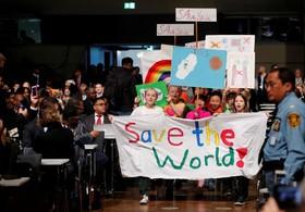 کنفرانس تغییرات آب و هوایی در بن آلمان