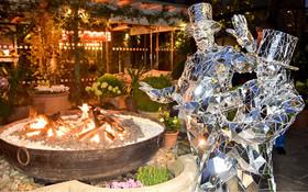 جشن زمستانی آتش در انگلیس و تزئینات آن