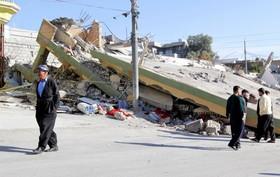 (تصاویر)عکس هایی از زلزله در دوسوی مرز ایران و عراق:دربندی خان