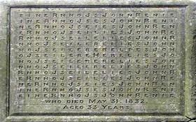 مرموزترین سنگ قبرهای جهان
