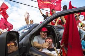 تظاهرات انتخاباتی در هندوراس