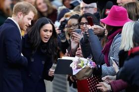 مگان مرکل عروس جدید خانواده سلطنتی انگلیس