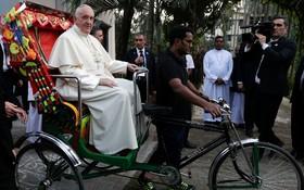 پاپ فرانسیس در بنگلادش