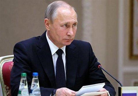 پوتین: روسیه به رقابت تسلیحاتی کشیده نخواهد شد