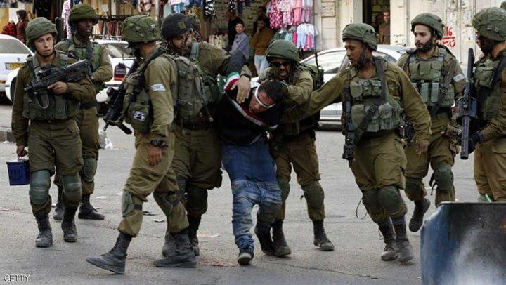 رژیم صهیونیستی 20 فلسطینی را در کرانه باختری دستگیر کرد