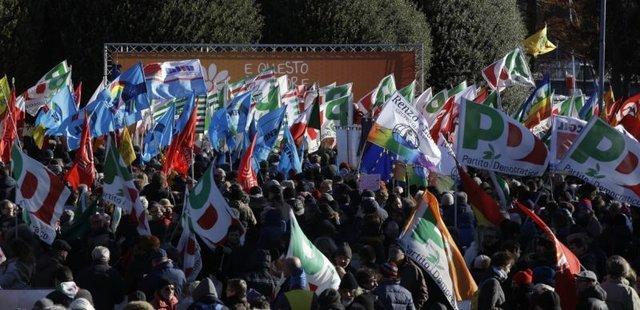 تجمع در ایتالیا
