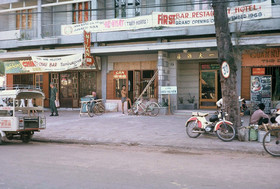 ویتنام ، وانگ تاو ، در طول جنگ ویتنام