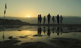 ساحلی در استرالیا و بازی گروهی فوتبال