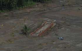 تخریب سیل در فلیپین