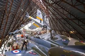 موزه هواپیماهای قدیمی