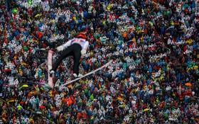 مسابقات جهانی پرش با اسکی در اتریش