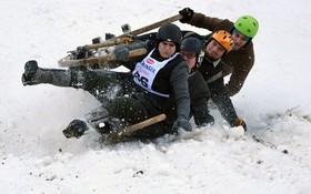 مسابقات زمستانی در جنوب آلمان