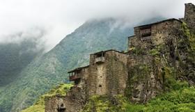 روستا در گرجستان