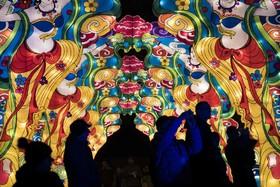 جشن فانوس ها در فرانسه