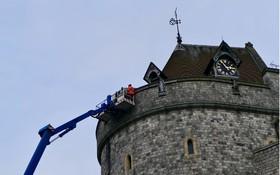 بازسازی بیست و هفت میلیون پوندی کاخ ویندسور