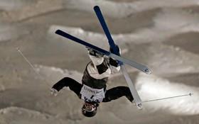 مسابقه رقابت جهانی اسکی آزاد در آمریکا