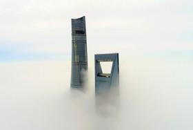مه در شانگهای چین