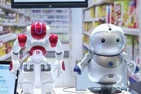 همه گونه های ربات در ژاپن