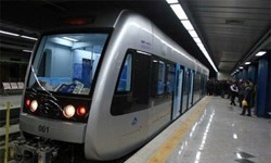 افزایش زمان خدمات رسانی مترو در خط فرودگاه امام خمینی (ره)