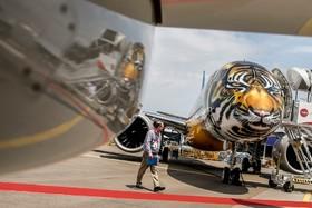 نمایشگاه هوایی در سنگاپور
