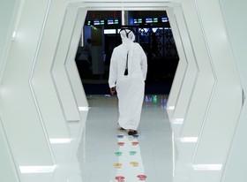 راهرویی در بازار بورس دوبی