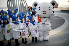 المپیک زمستانی کره جنوبی و مراسم افتتاحیه