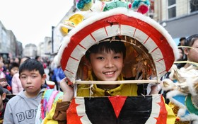 جشن سال نو چینی در انگلیس