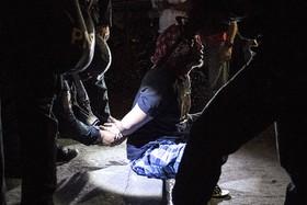 دستگیری متهم قاچاق مواد مخدر در فلیپین