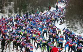 مسابقات جهانی اسکی ماراتون