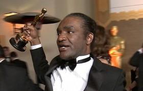 تری بریانت رباینده جایزه اسکار در مراسم که متعلق به فراسیس مک دونالد بود
