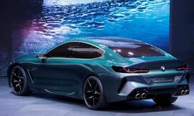 عکس هایی از نمایشگاه خودرو ژنو:بی ام و ام هشت