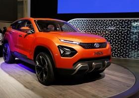 عکس هایی از نمایشگاه خودرو ژنو:خودرو تاتا ساخت هند مدل اچ 5 ایکس