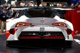 عکس هایی از نمایشگاه خودرو ژنو:خودرو تویوتای گازو ریسر