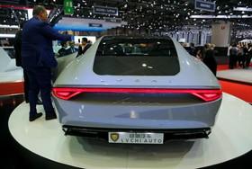 عکس هایی از نمایشگاه خودرو ژنو:لوچی ونرا ساخت چین